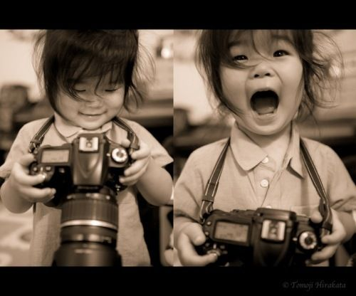 This is EXACTLY how I feel every time I take a picture!