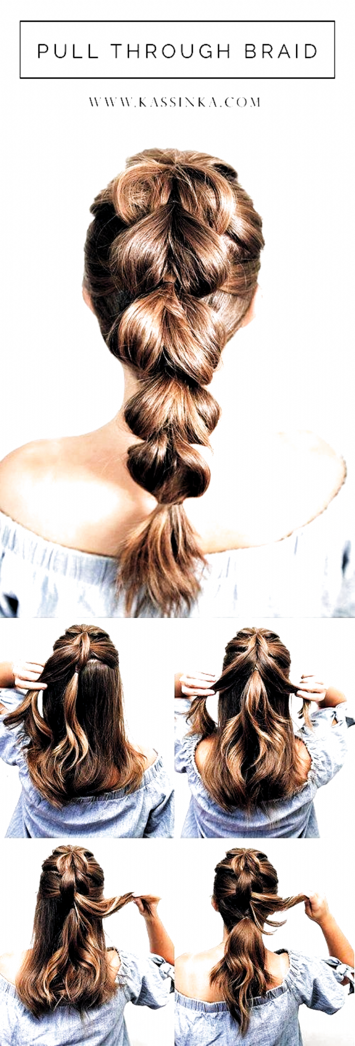 15 Easy Prom Hairstyles For Medium To Long Hair You Can Diy At Home With Step To Step Tutorials Prom Hair In 2020 Long Hair Styles Thick Hair Styles Simple Prom Hair
