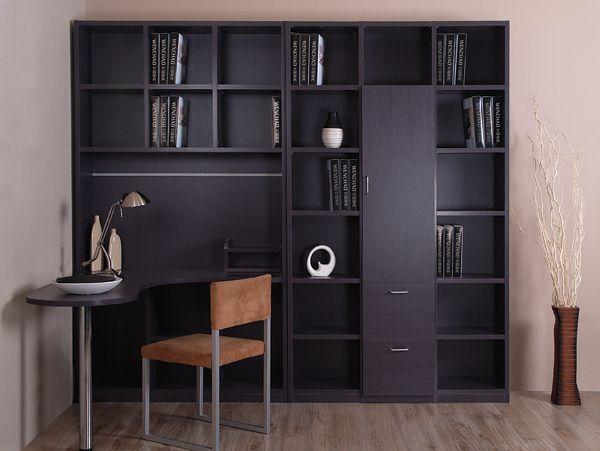 Computer Desk Bookshelf Combo Bookshelf Desk Computer Desk With Shelves Simple Bookcase