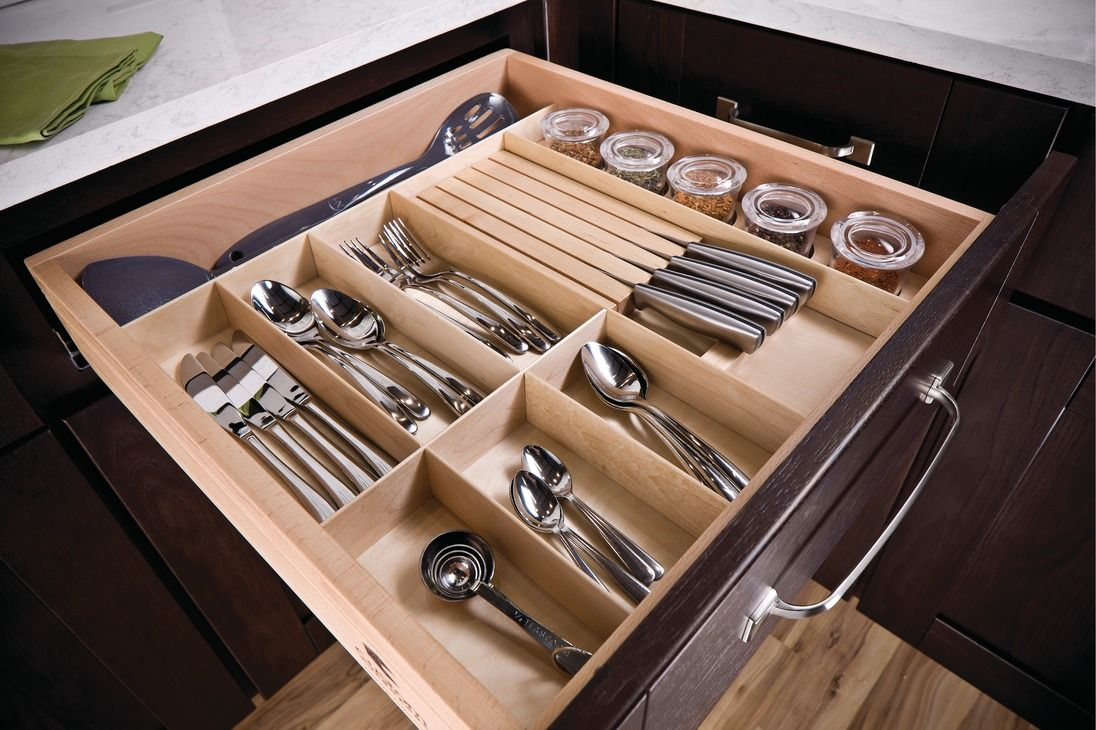cutlery tray drawer insert fineline in the h fele