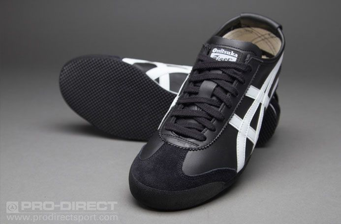 more photos b3d97 8bc57 Onitsuka Tiger Mexico 66 - Black/White | Check My Footwork ...
