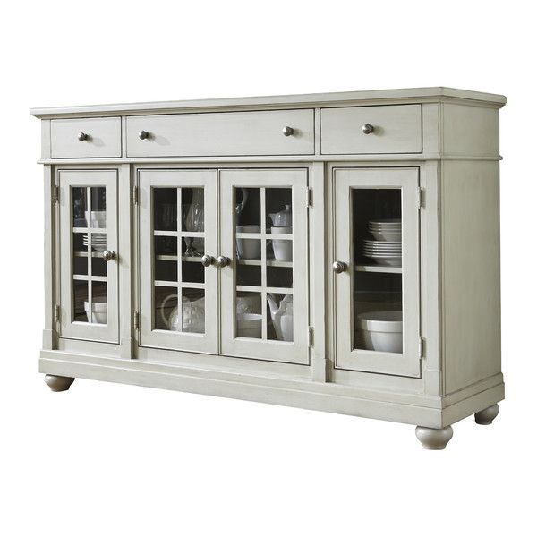 Liberty Furniture Harbor View III Buffet   The Contemporary Country Charm  Of The Liberty Furniture Harbor View III Buffet Makes It Ideal For Your  Dining ...