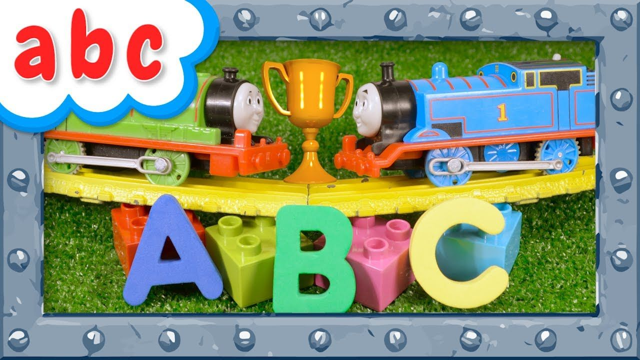 ABC for Kids with Thomas and Friends - Learning video for ...