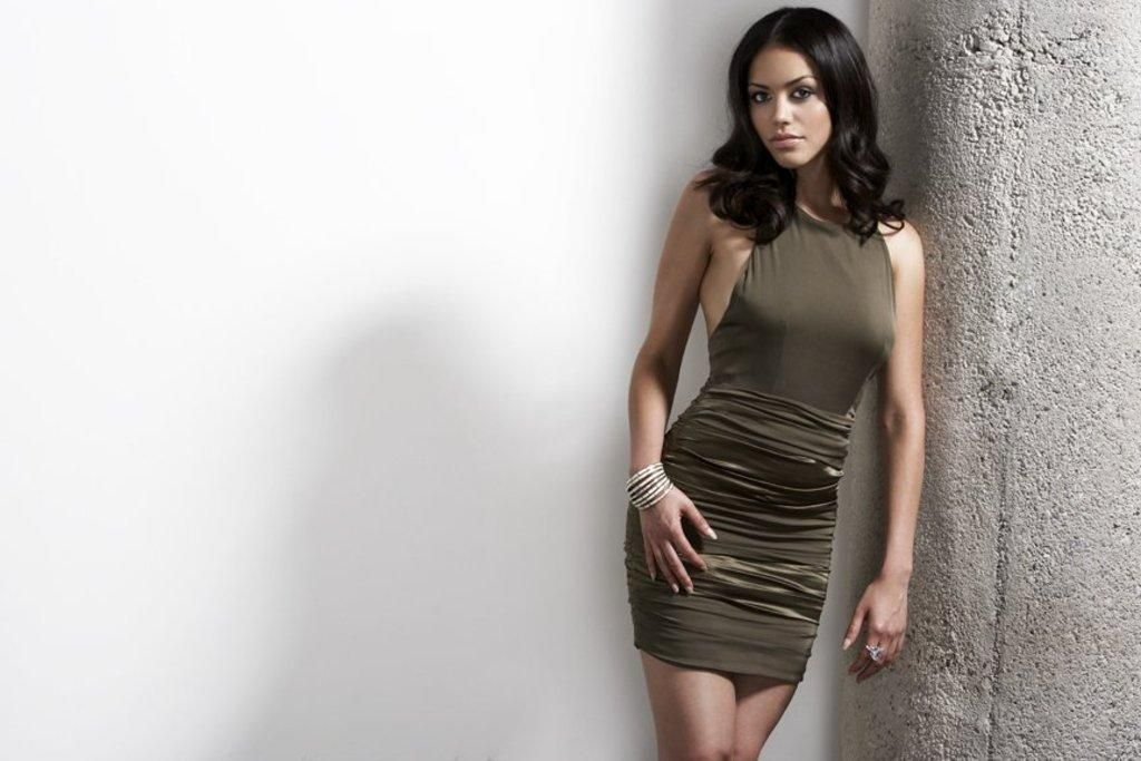 Alyssa Diaz, actress (The Nine Lives of Chloe King/Army Wives)