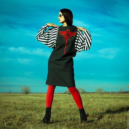 Платья ручной работы. Ярмарка Мастеров - ручная работа. Купить Платье Stripes. Handmade. Платье, полосатое платье, платья на вечеринку