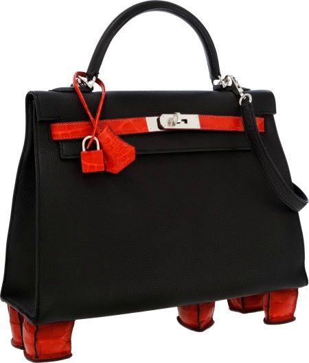 010f3fe9932 The world s rarest Hermes Kelly Bag leads 900-lot Heritage Auctions Holiday  Luxury Auction