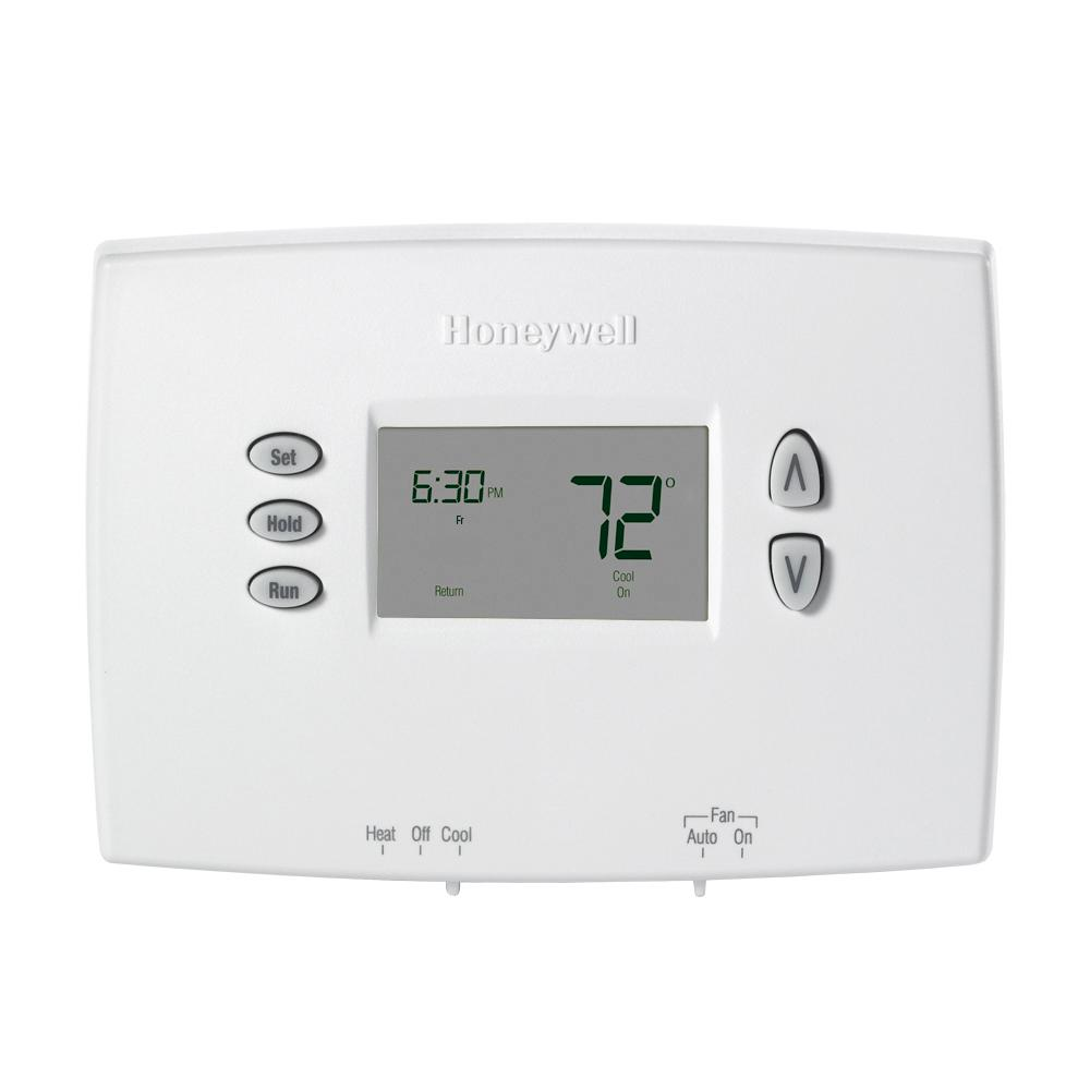 Honeywell Home 1 Week Programmable Digital Thermostat Rthl221b1008