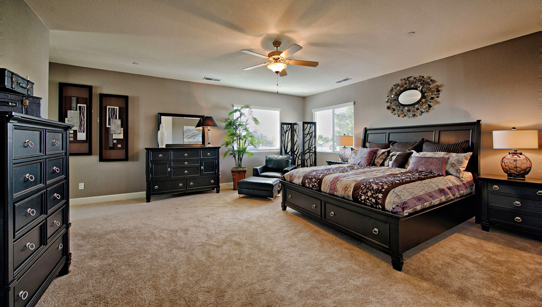 Dream master bedrooms dream master bedroom cool for Inside 4 bedroom house