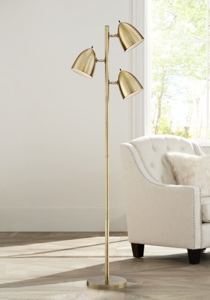 27 Surprisingly Inexpensive Pieces Of Furniture Stylish Floor Lamp Floor Lamps Living Room Lamps Living Room
