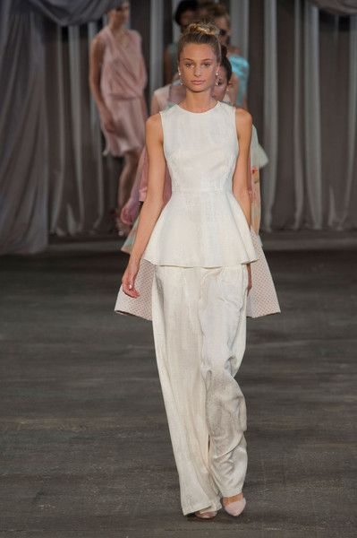 Christian Siriano at New York Fashion Week Spring 2013 - StyleBistro