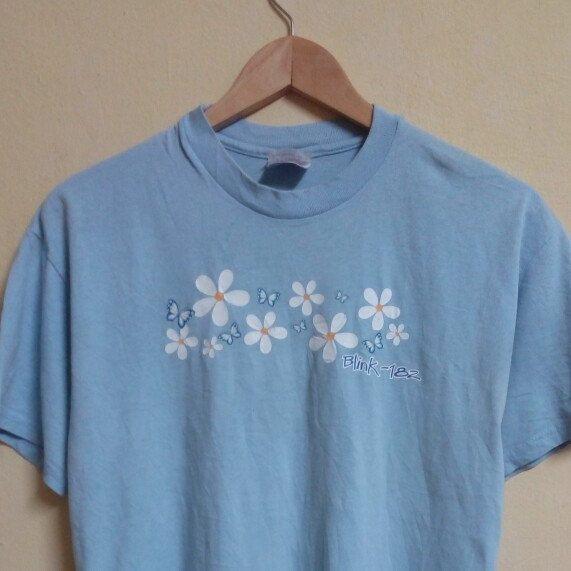 00e0a8e3203 Vintage 90s Blink 182 T Shirt Rock Band Tee Medium Size | etsy shop ...
