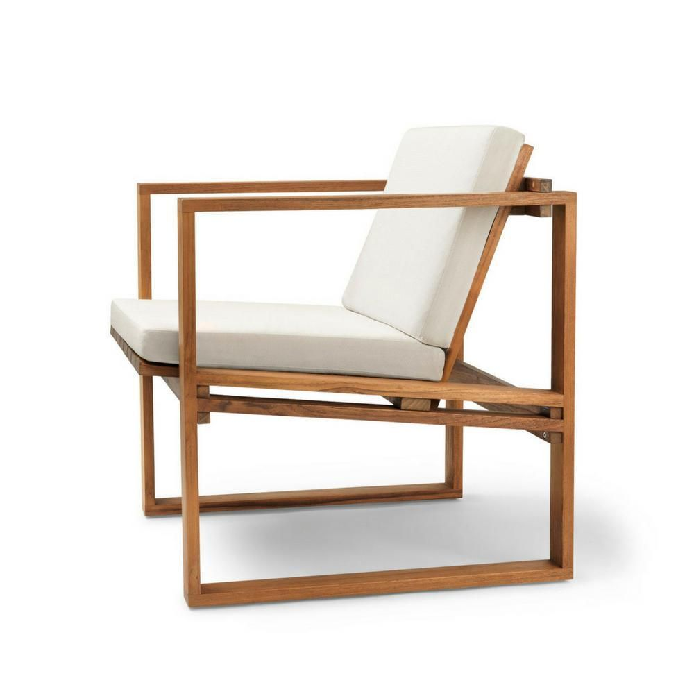 Bodil Kjaer Teak Lounge Chair In 2020 Teak Dining Chairs Lounge Chair Cushions Furniture