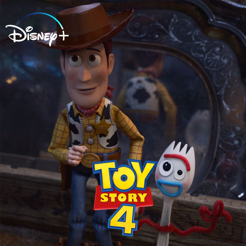 Disney On Twitter The Whole Gang Is Here Toystory4 And The New Pixar Short Lamp Life Are Now Streaming On Disneyplus In 2020 Disney Toys Disney Plus Disney Shows