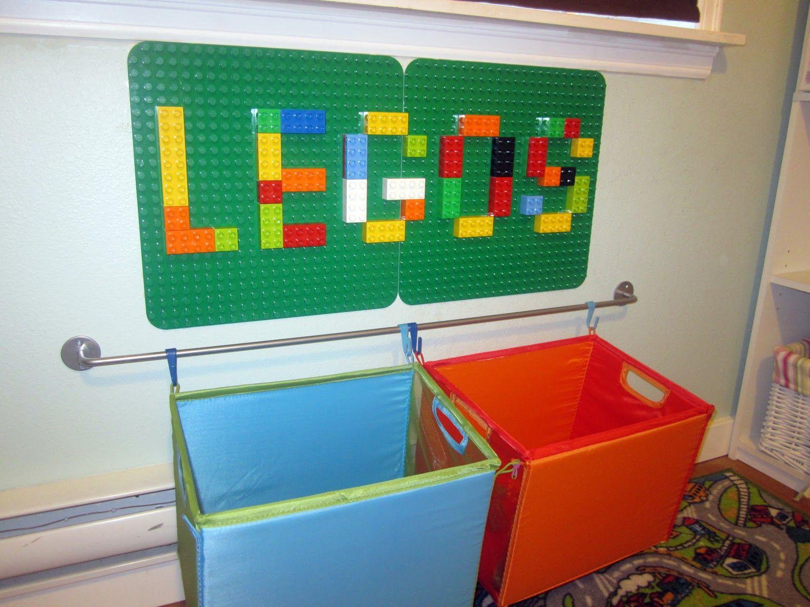 Lego Duplo Storage