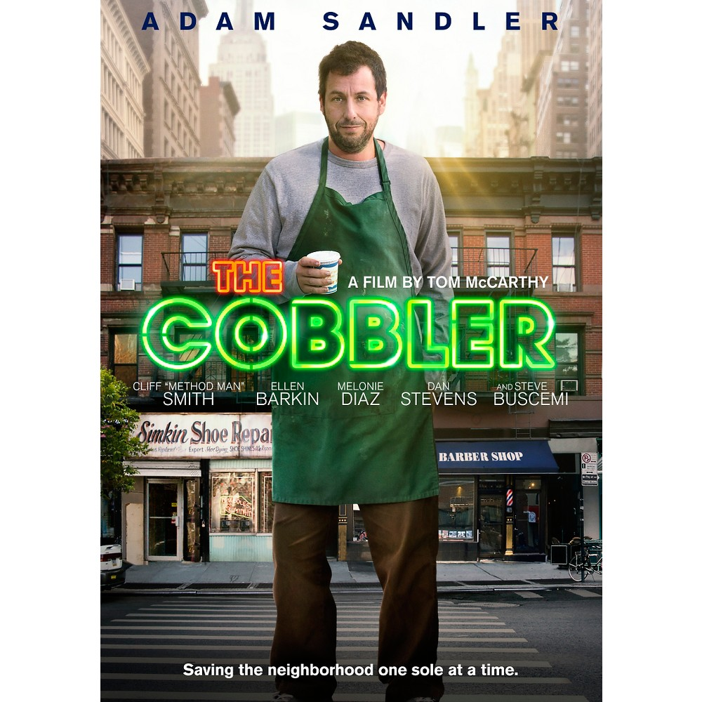 The Cobbler (dvd_video), Movies