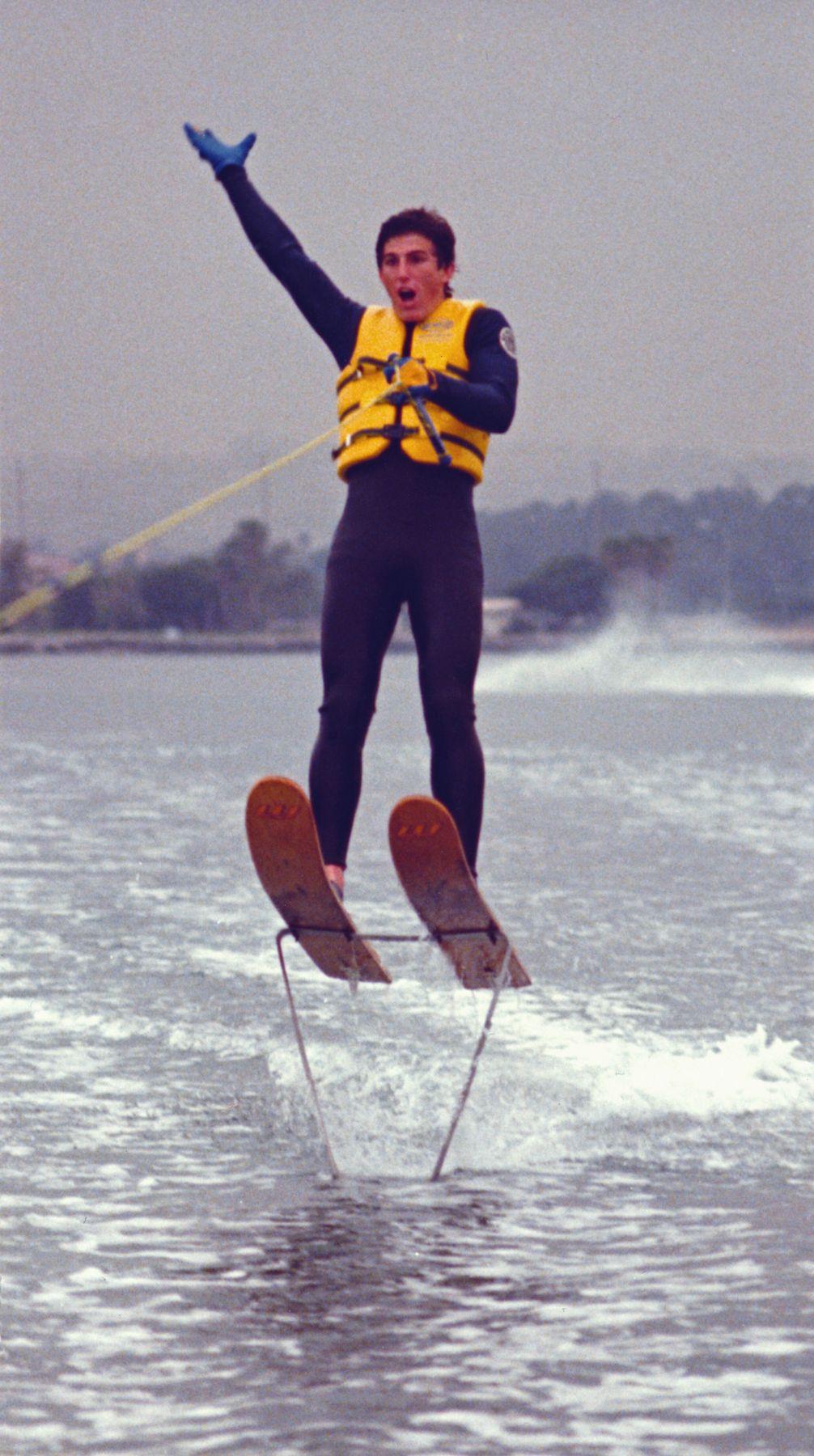 Free Water Ski Photos HYDROFOIL STANDUP Water skiing