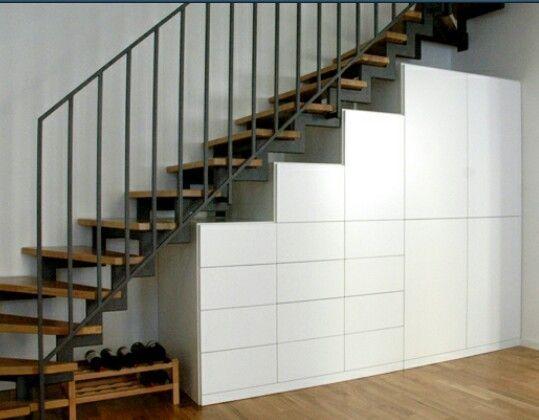 Ideeën & Inspiratie: Foto\'s van Verbouwingen | unter der Treppe ...