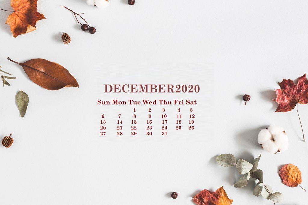 December 2020 Desktop Wallpaper Calendar Desktop Wallpaper Calendar Calendar Wallpaper Desktop Calendar