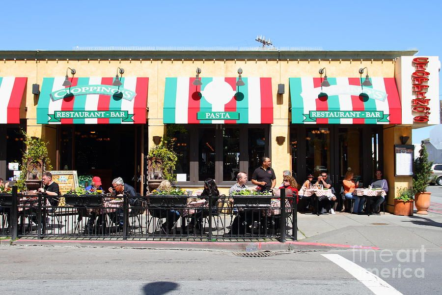 Cioppino S Italian Seafood On Fisherman Wharf Owned By Rachel Step Mothers Brother Http