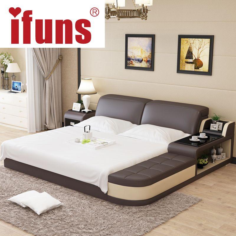 Nome: ifuns luxury mobili camera da letto design moderno king ...