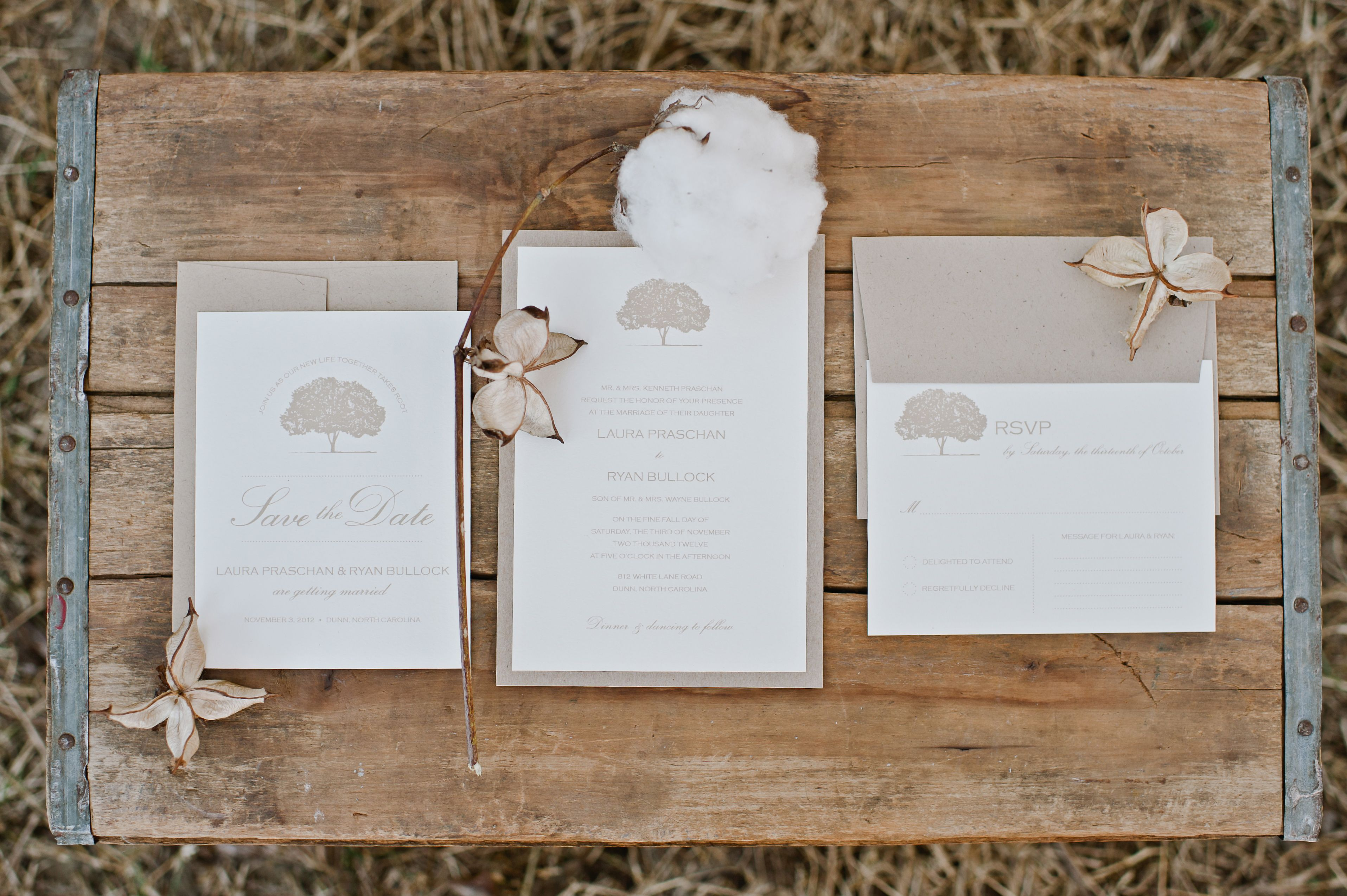 17 Best images about Rustic wedding invitations on Pinterest ...