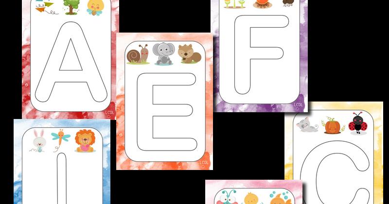 Résultats de recherche d'images pour « fiche pour pâte à modeler alphabet » | Alphabet Letter ...