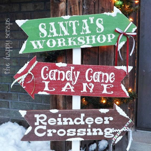 Fun and Festive Outdoor Christmas Decorations Spoonful christmas - disney christmas yard decorations