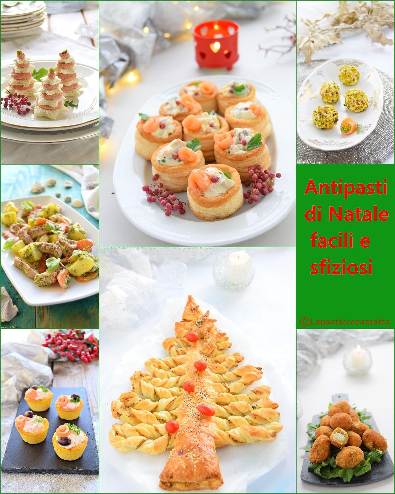 Antipasti Di Natale Semplici E Sfiziosi.Antipasti Di Natale Facili E Sfiziosi Christmas Food Antipasto
