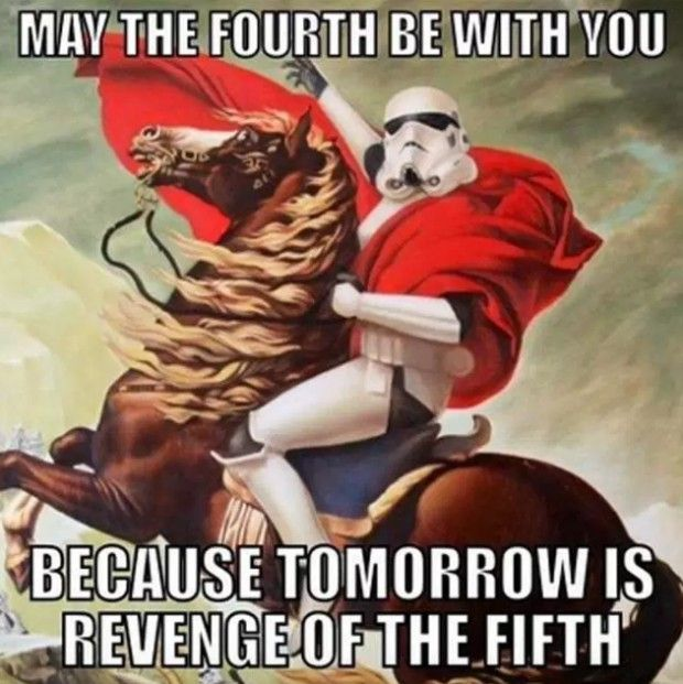 The 19 Best May The 4th Memes To Share On Facebook If You Love Star Wars Day Star Wars Day Memes Star Wars Humor Star Wars Memes