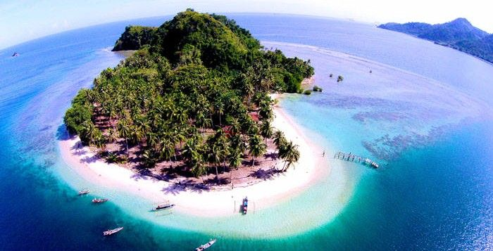 Sportourism Mandeh Destinasi Wisata Di Sumatera Barat