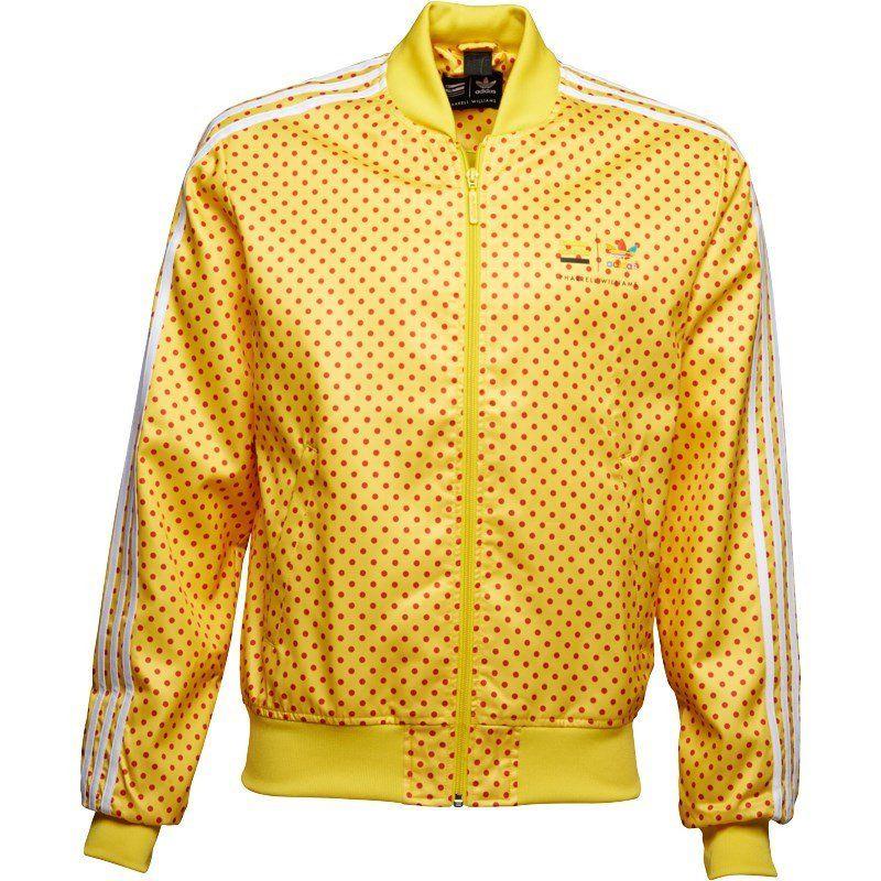 adidas Adidas Originals Men's Pharrell Williams Polka Dot Track Jacket