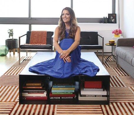Merveilleux Sabrina Soto Rooms   Sabrina Soto, Surrounded By Her Signature Colorful,  Modern Designs