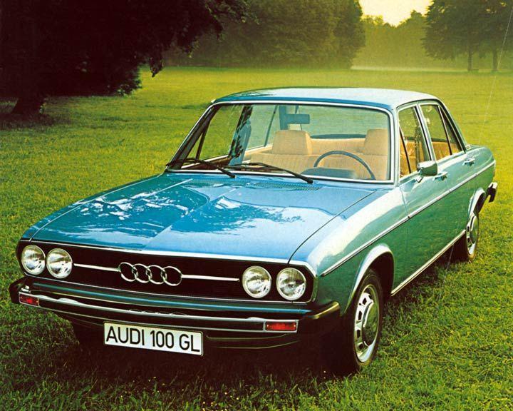 100 Gl 1974 Audi 100 Audi Audi Motor