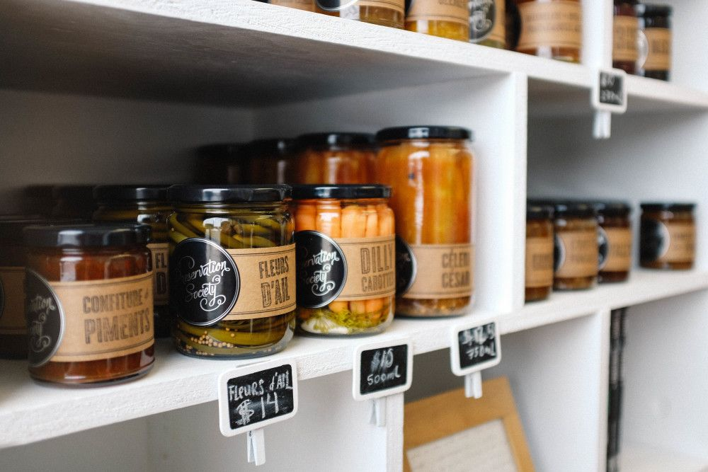 Preservation Society: Creative Preserves Made Fresh and ...