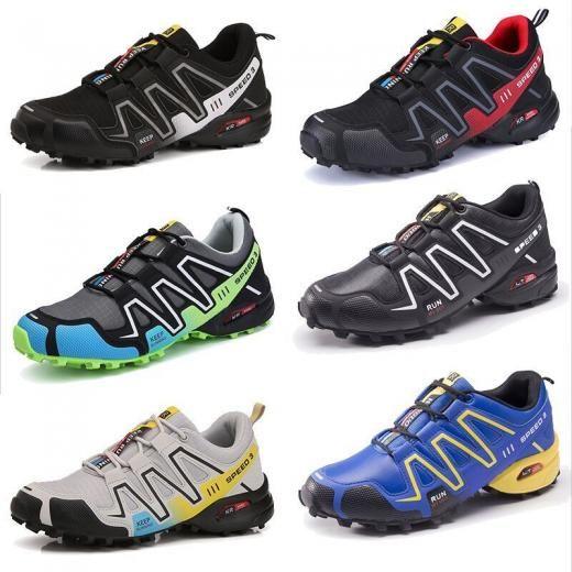 Ds Men's Running Shoes Salomon Speedcross 3 Outdoor Camping