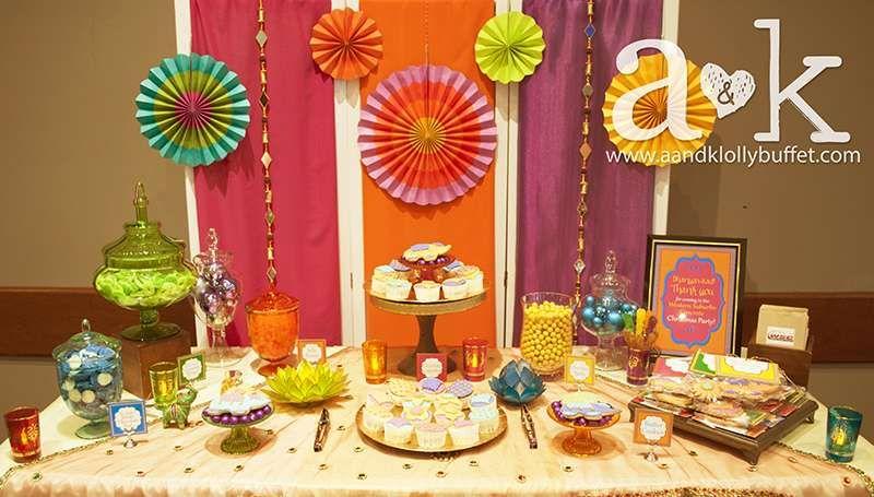 Bollywood Christmas/Holiday Party Ideas Bollywood, Christmas