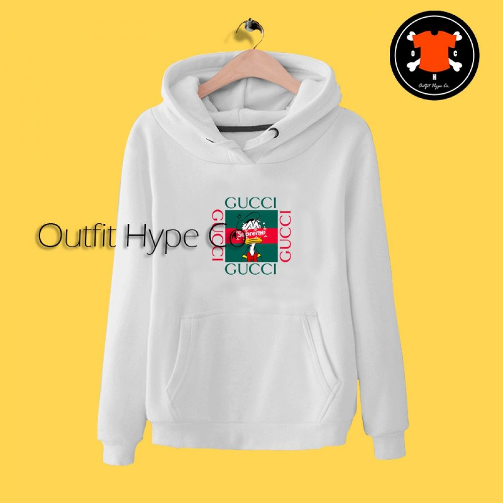 8e8835297c90 Gucci Donald Duck x Supreme LV Hoodie #outfit #hypebeast #OutfitHype # Streetwear #Outfits #UrbanSteetwear