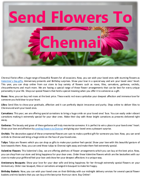 Pin By Chennaiflorist On Send Flowers To Chennai Send Flowers Valentines Flowers Flowers