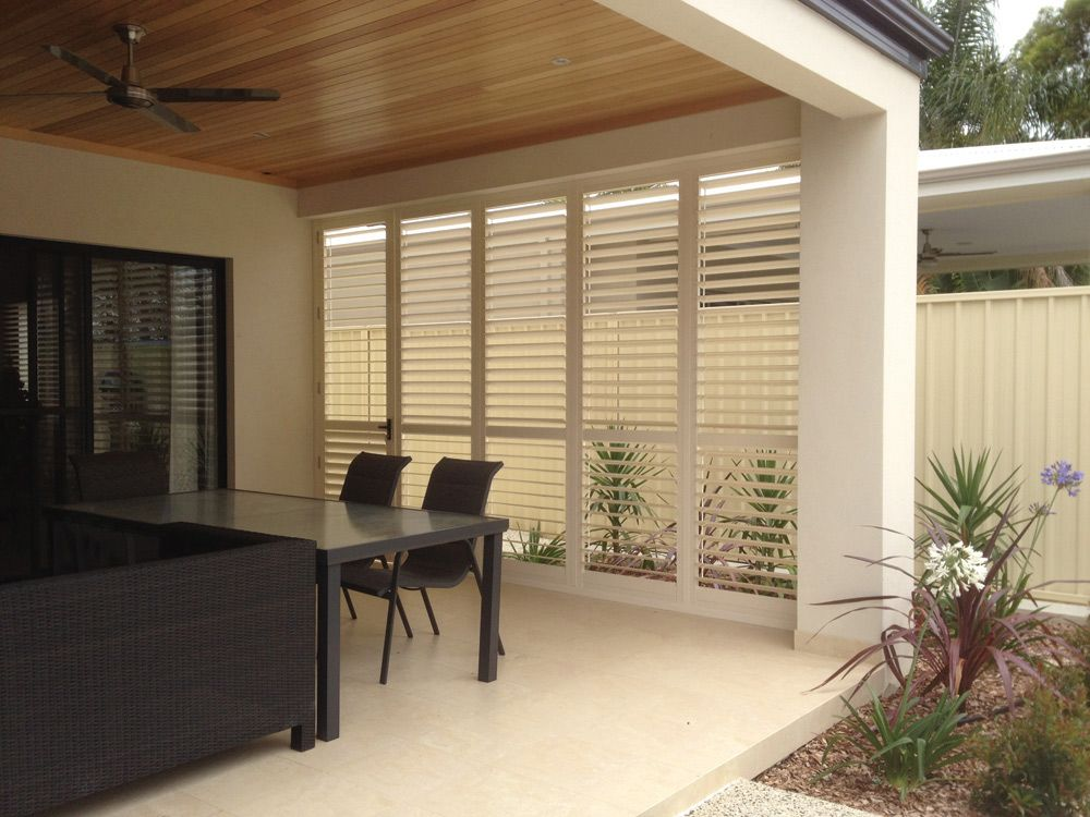 Boardwalk Shutters Gates And Screens In Perth Outdoor Shutters
