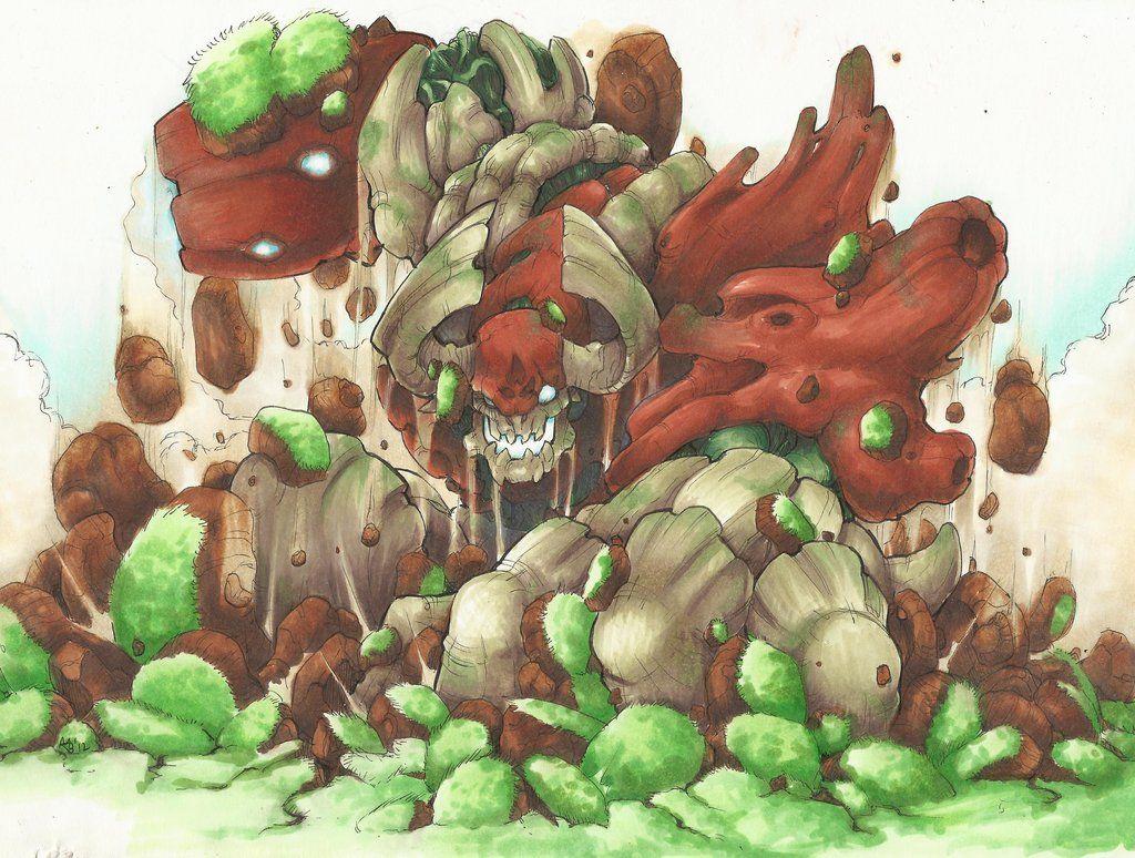 Skylanders Giants Art