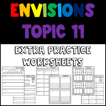 18+ Ideas For Second Grade Envision Math Worksheets
