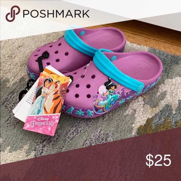 Crocs, Disney girls, Crocs size