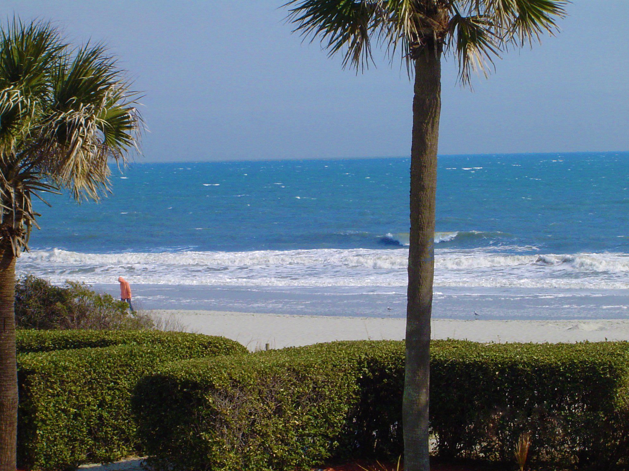 A View From Grande Shores In Myrtle Beach South Carolina Myrtle Beach Hotels Ocean Resort Myrtle Beach