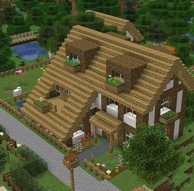 Houses is cool : Minecraft,  #Cool #Houses #Minecraft