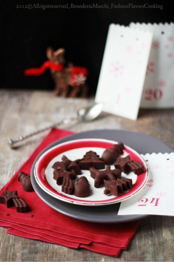 cioccolatini calendario avvento ricetta fashion spezie_fashion flavors