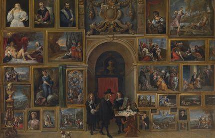 Exposition Rubens, Van Dyck et Jordaens des Musées Royaux de Bruxelles au Musée Marmottan