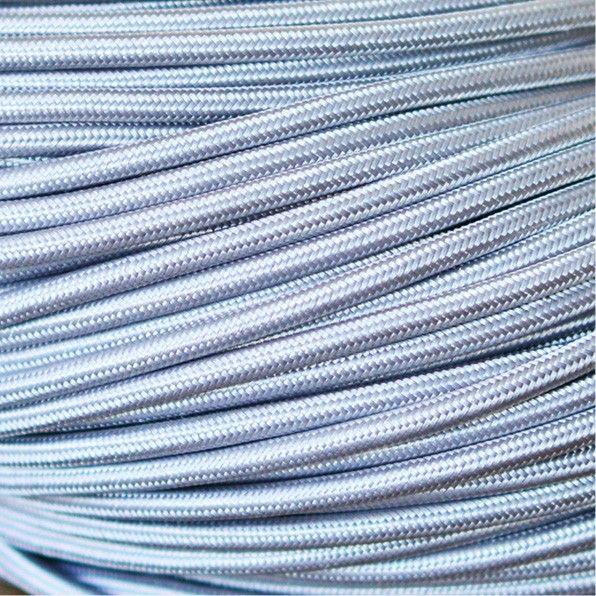Op zoek naar mooi zilverkleurig strijkijzersnoer? Je vindt het bij Stoersnoer voor maar € 4,25 per meter! Snelle verzending en 100% tevredenheidsgarantie.