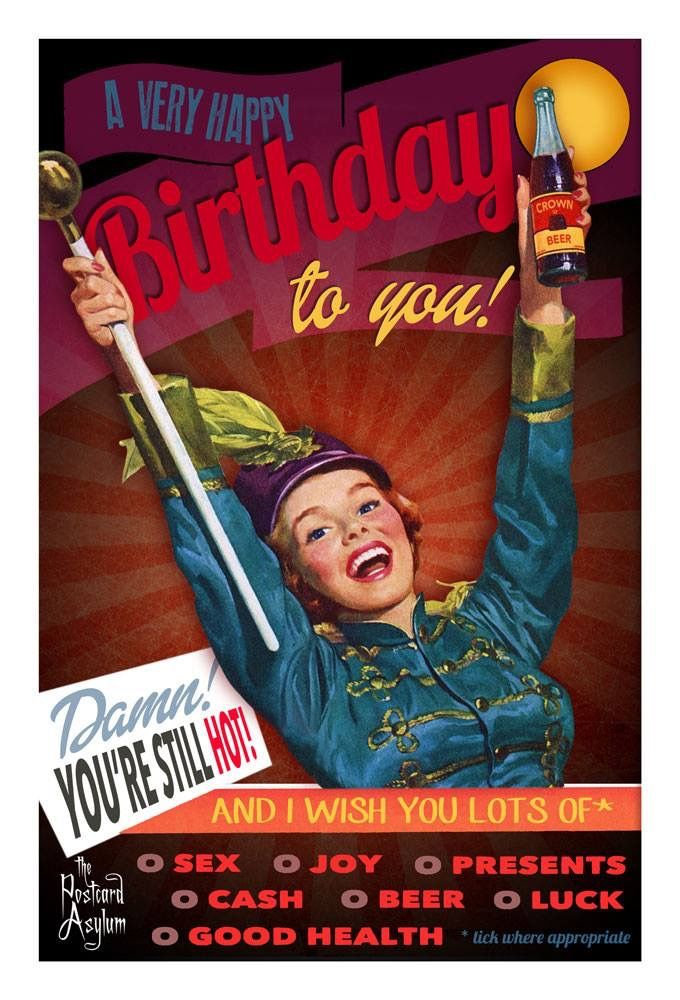 80s Themed Birthday Meme