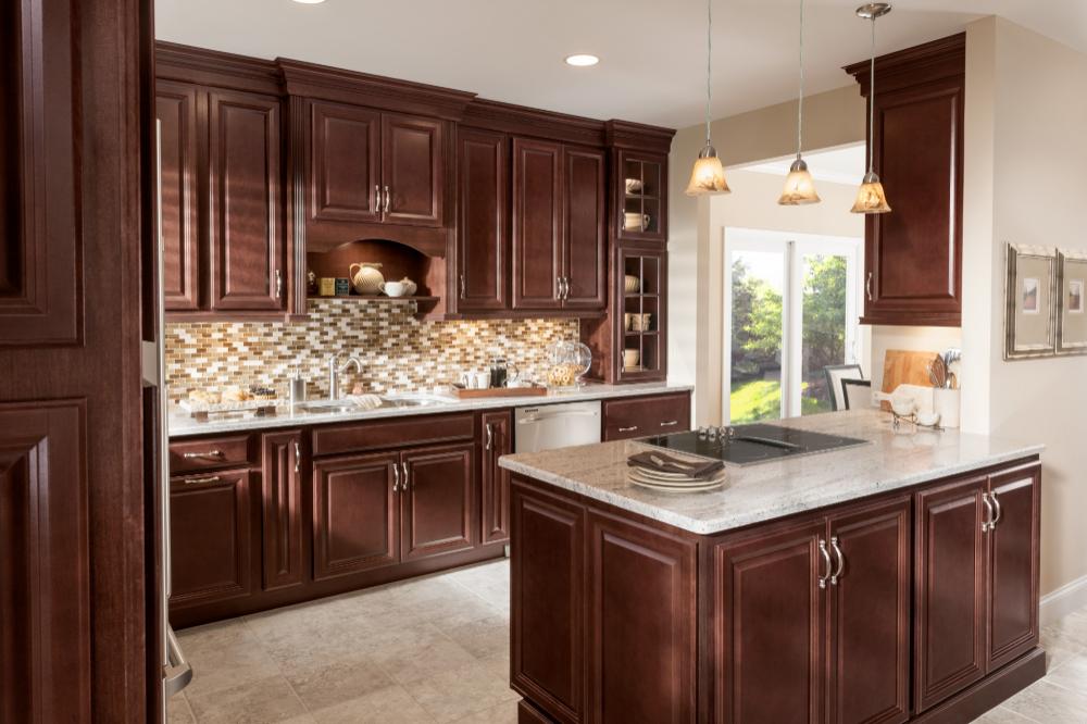 Inexpensive Kitchen Cabinets | Semi-Custom Kitchen ...