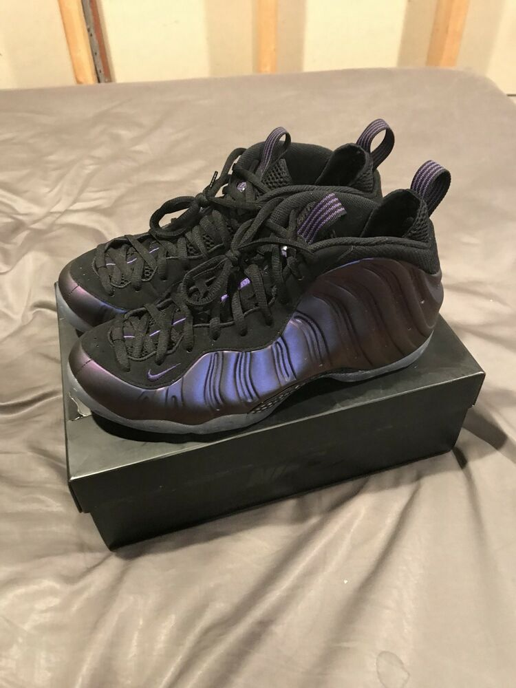 648a4d2c7f4 Nike Foamposite Eggplant Size 10.5 BRAND NEW 100% AUTHENTIC  fashion   clothing  shoes  accessories  mensshoes  athleticshoes (ebay link)